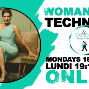 Élise Roulin - Woman solo technique online 001